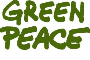 Logo Green Peace
