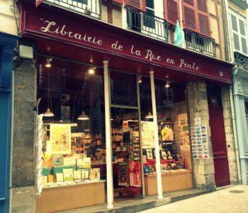 La Librairie de la Rue en Pente