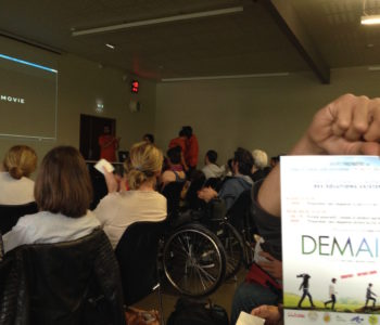 Forum participatif, projection de Demain, débats