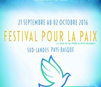 """""""La Paix en Soi pour la Paix ensemble"""""""