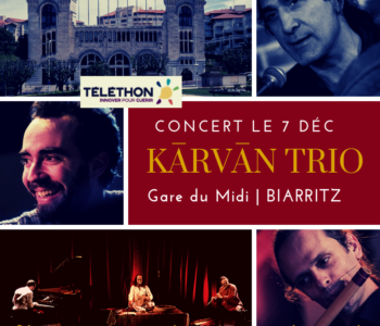 Concert de Kārvān Trio