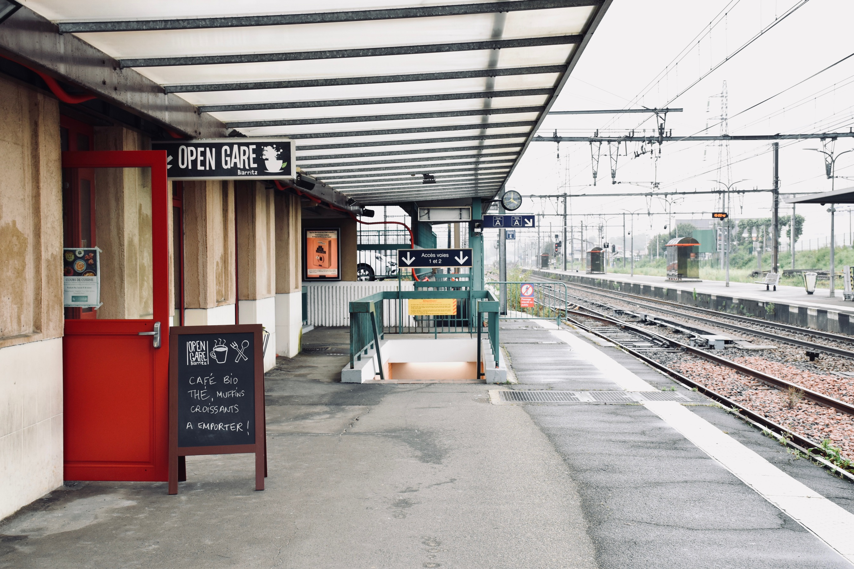 Quai Open Gare Biarritz